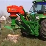 Ferri Rotor Burghiu Cioate Stump Grinder