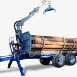 Remorca Forestiera  Tone