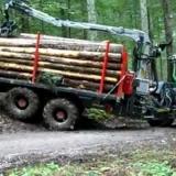 Remorca Forestiera  Bernardi